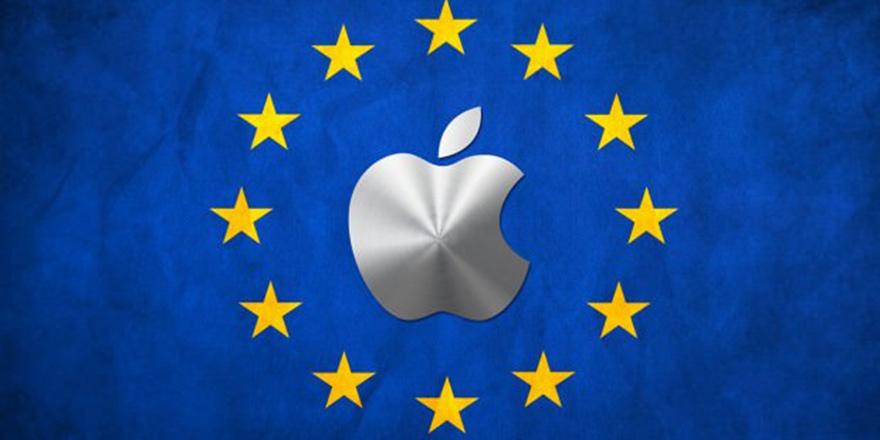 Apple ile AB arasında hukuki mücadele başladı