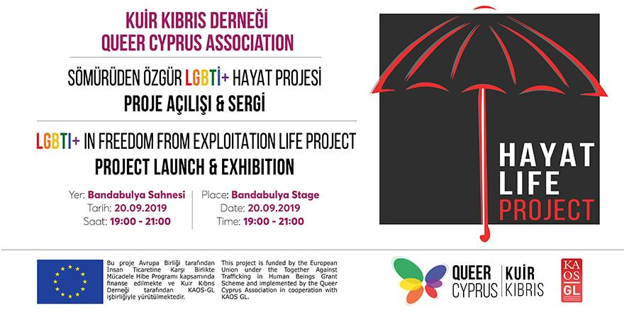Hayat Projesi'nin açılışı yapılıyor