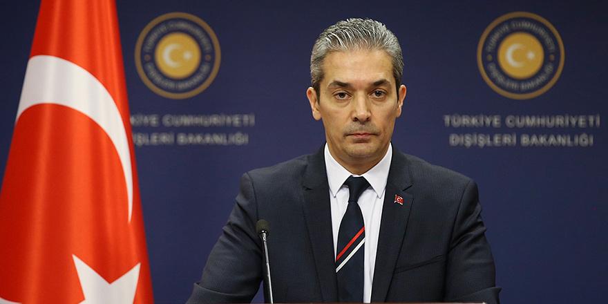 """""""Atılan imza Kıbrıslı Türklerin hak ve çıkarlarını hiçe saymaktadır"""""""