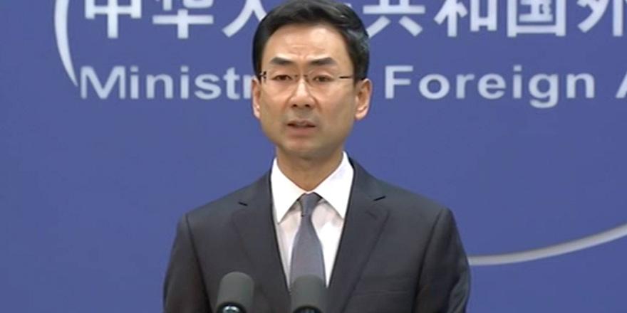 Çin'den Kıbrıs açıklaması