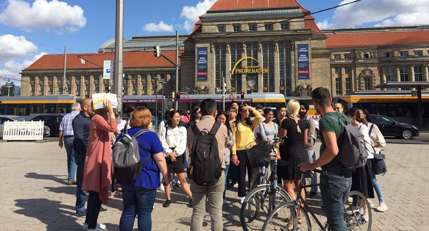 Almanya'da öğrenci olmak