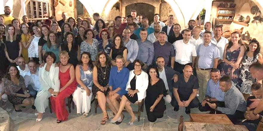 TMK 94 mezunları, 25 yıl sonra bir arada