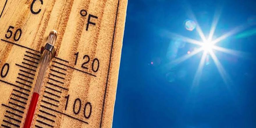 Hava sıcaklığı 37 derece dolaylarında seyredecek