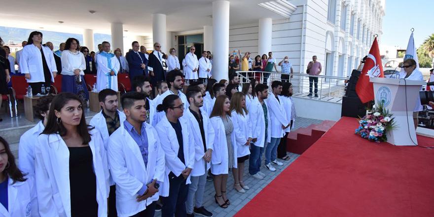 Beyaz Önlük Giyme Töreni gerçekleştirildi