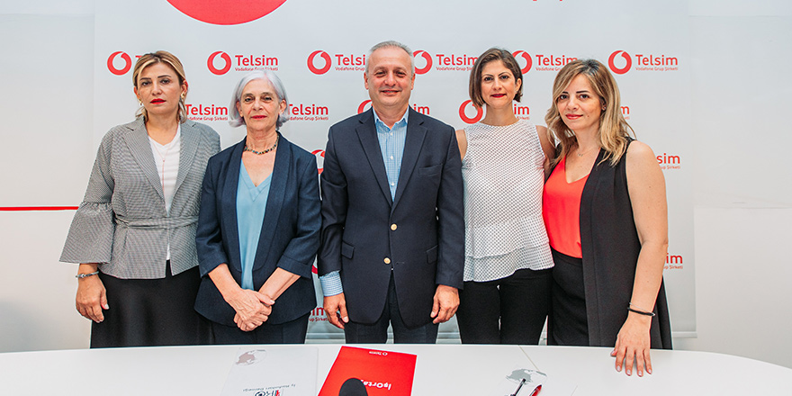 """Telsim """"Yılın Kadın Girişimcisi Ödül Töreni""""nde ana sponsor"""