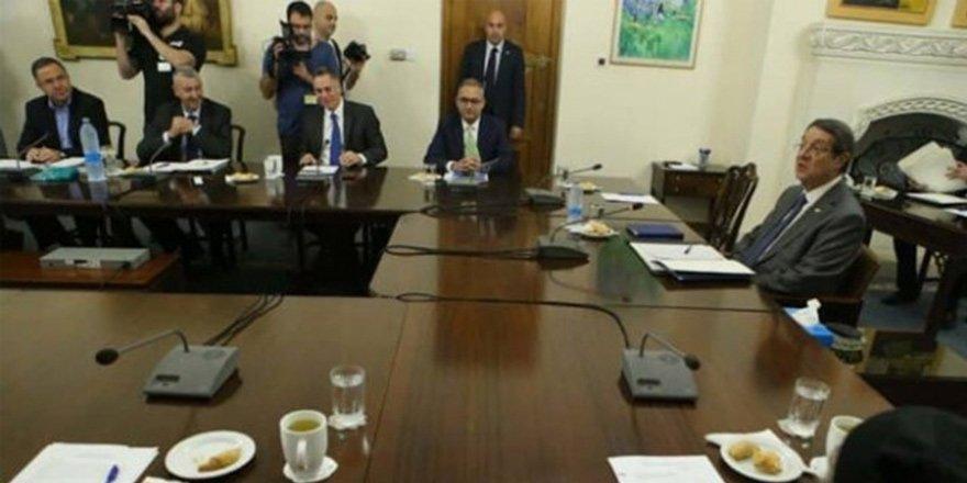 Kıbrıs sorunundaki son yaşanan gelişmeler konuşuldu