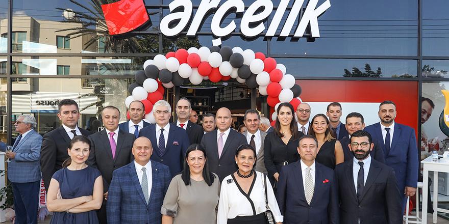 Arçelik Kıbrıs 15'inci mağazasını Girne'de açtı
