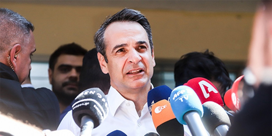 Miçotakis: Türk Söylemleri aşırı ve verimsiz