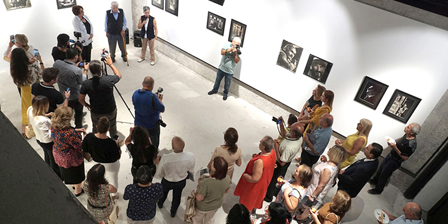 Ümit Ali Esinler retrospektif fotoğraf sergisi izleyici ile buluştu