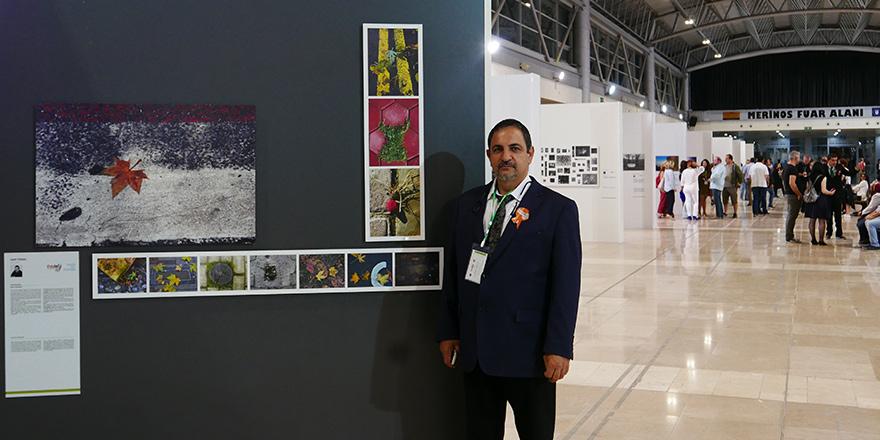 Yüksel, Bursa'da Fotoğraf Festivali'ne katıldı