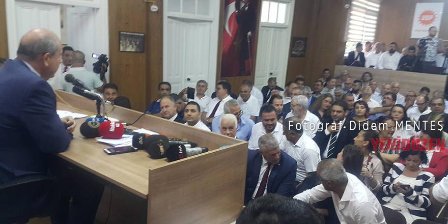 """UBP-PM: """"Akıncı olası müzakerelere katılmamalı"""""""