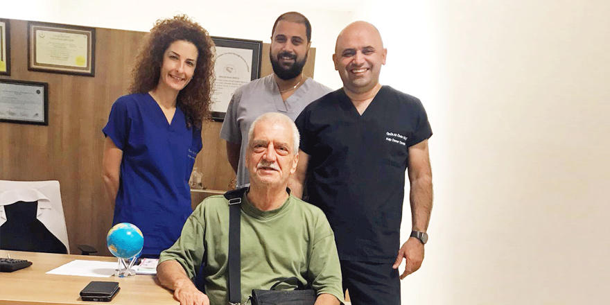 Yapay kalp nakli Çetin Şadi'yi yaşama bağladı