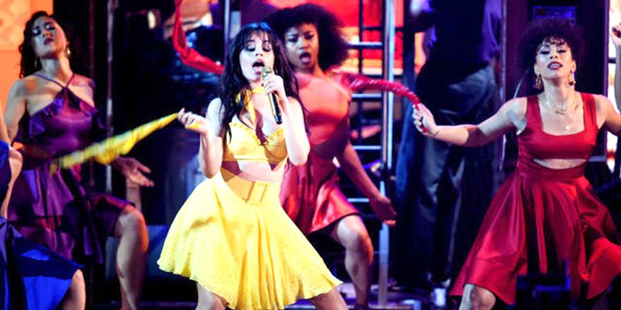 Camila Cabello, 2019'da En İyiler Arasında