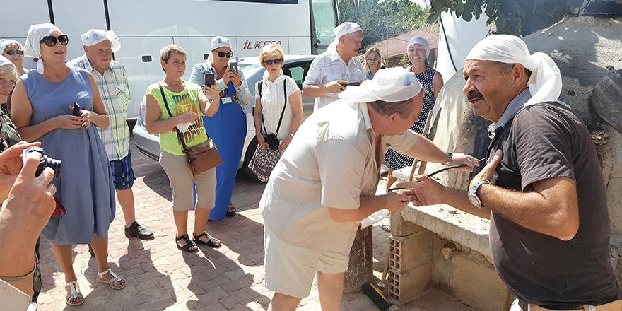 Eko turizmde kültür