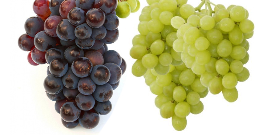 İthal üzüm ve elmada limit üstü kalıntı