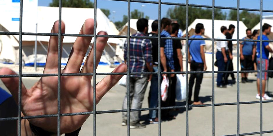 Kıbrıs mülteci akını ile baş edemiyor