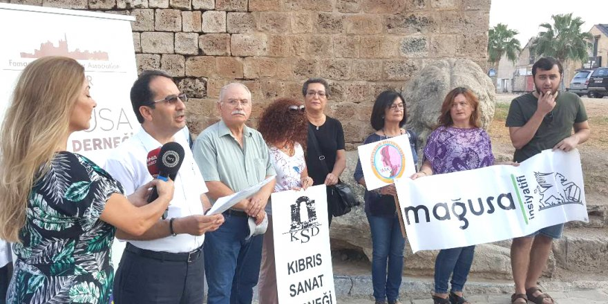 "Mağusa Sivil Toplum Platformu ""MASTOP"" kuruldu"