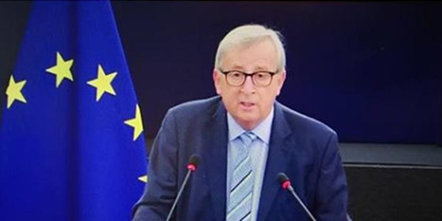 """Avrupa Komisyon Başkanı Juncker:  """"Kıbrıs en büyük pişmanlıklarımdan biri"""""""