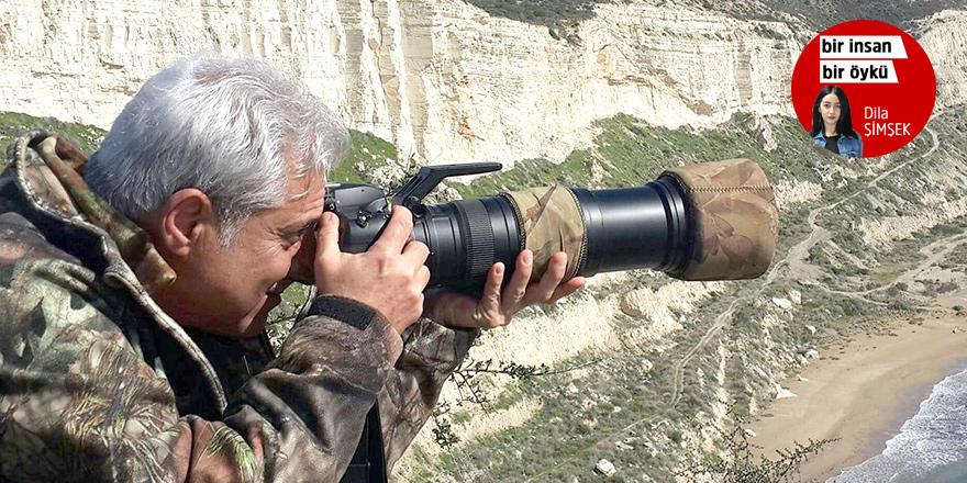 Emekliliğini, doğa fotoğrafçılığı yaparak geçiriyor