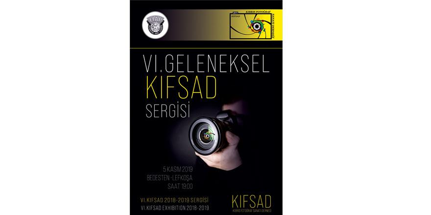 """""""KIFSAD Geleneksel Fotoğraf Sergisi"""" 5 Kasım'da açılıyor"""