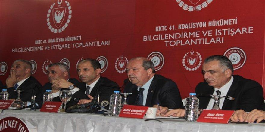 """""""Türkiye'yle iyi ilişkiler hükümetin başarısı"""""""