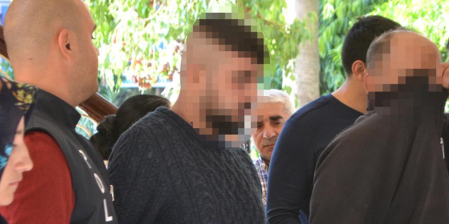 Alayköy'de market hırsızlığı