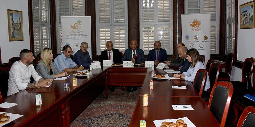 Cittaslow toplantısı Kıbrıs'ta yapılacak