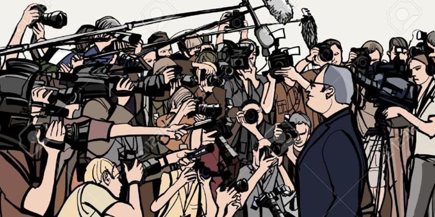 Yıllardır süren kriz, siyasi kayırmacılık, ticari çıkarlar ve yetersiz kadrolar her iki taraftaki gazetecileri nasıl yıldırdı?