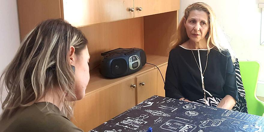 57 yaşındaki Andri Constandinou, Kıbrıslı Türk abisini arıyor...