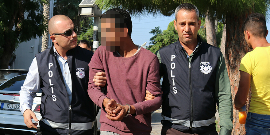 Girne'de bıçaklı saldırı