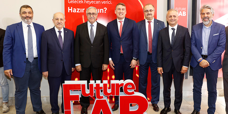 İTÜ Kuzey Kıbrıs Telsim Future LAB Açıldı