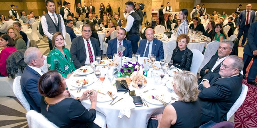 Merit Royal'den Kemal Saraçoğlu'na destek