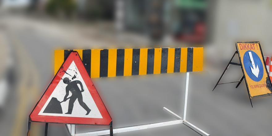 Haspolat kavşağı trafiğe kapanacak