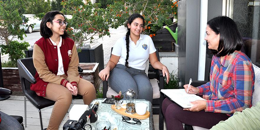 Matematik Dalında Dünya Birincisi iki genç:  Ayten ve Laren'den gururlandıran başarı