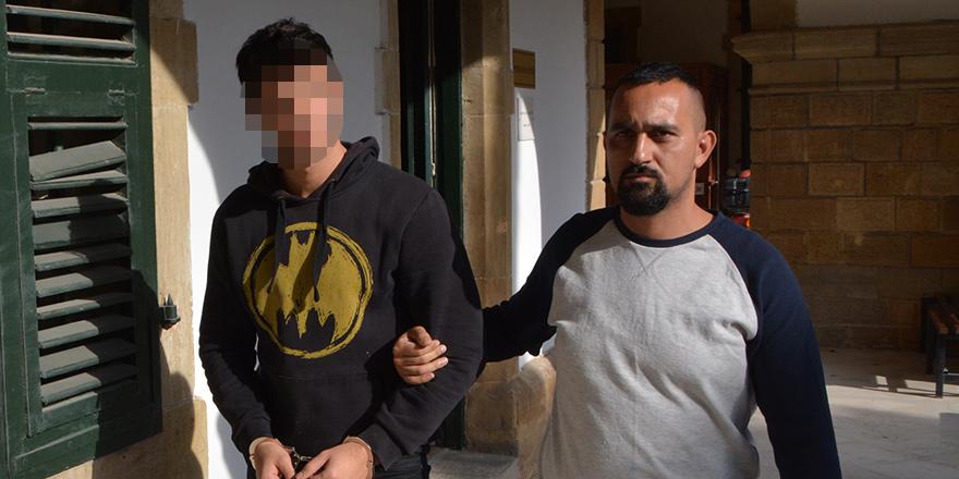 Uyuşturucuyla yakalandı, teminata bağlandı