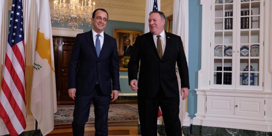 ABD'de Kıbrıs için 'Dışişleri' zirvesi