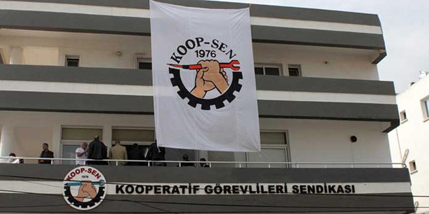 Koop-Sen grevi askıya aldı