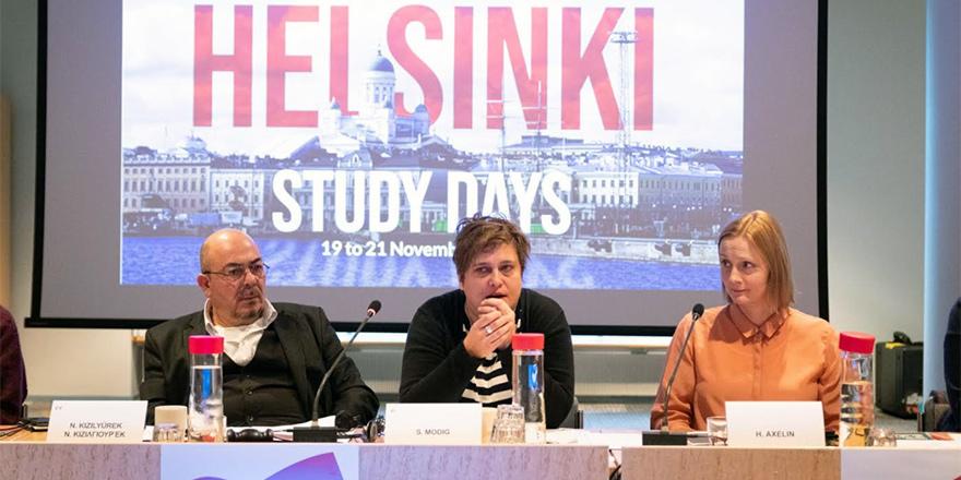 Avrupa Birleşik Sol Grubu Çalışma Günleri Helsinki'de tamamlandı