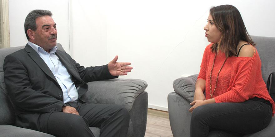 """CTP Genel Sekreteri Erdoğan Sorakın, YENİDÜZEN'e konuştu:  """"Erken seçim olası"""""""