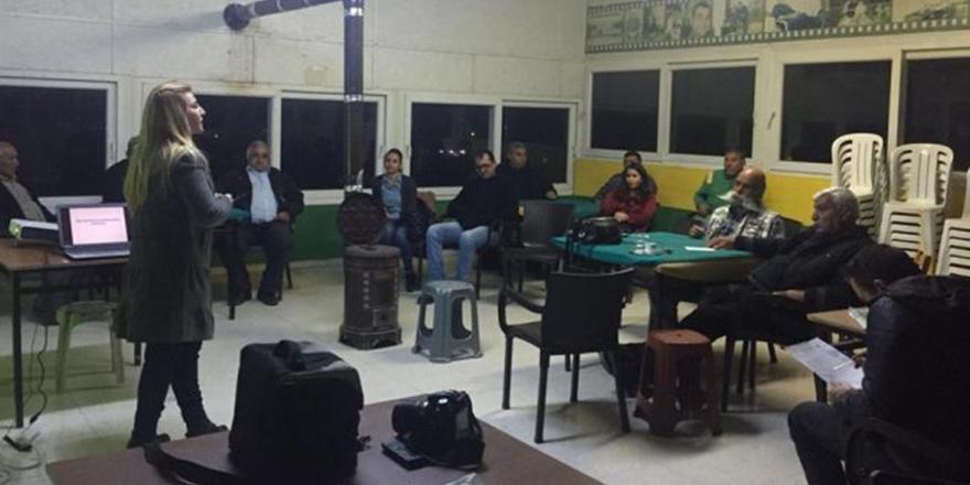 Tarım Dairesi'nin eğitim çalışmaları Dağyolu'nda devam edecek