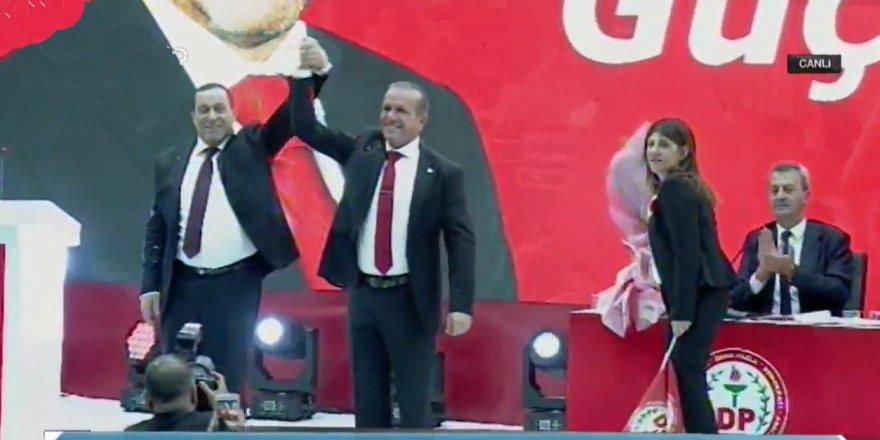 DP'de yeni başkan Fikri Ataoğlu