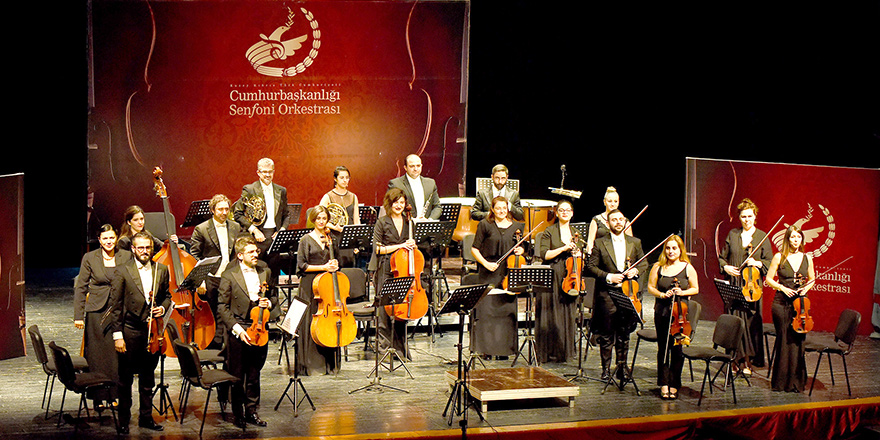 CSO'dan 4. yıl konseri