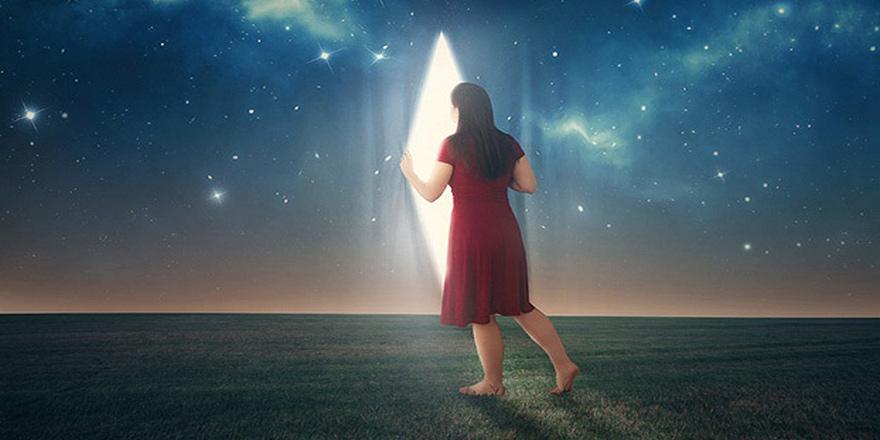 Kendine bakmak, Tanrı'yı Görmek
