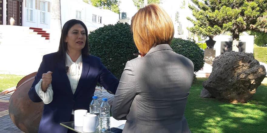 """CTP Milletvekili Sıla Usar İncirli: """"İnsanlar gerçekten Erhürman'ın aday olmasını istiyor"""""""