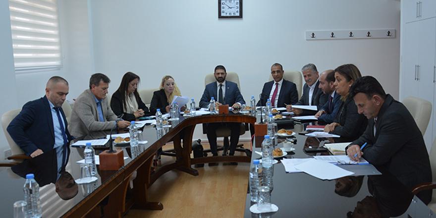 KIB-TEK komitesi toplandı