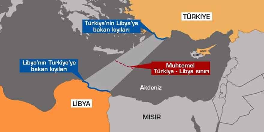BM'den Türkiye-Libya açıklaması