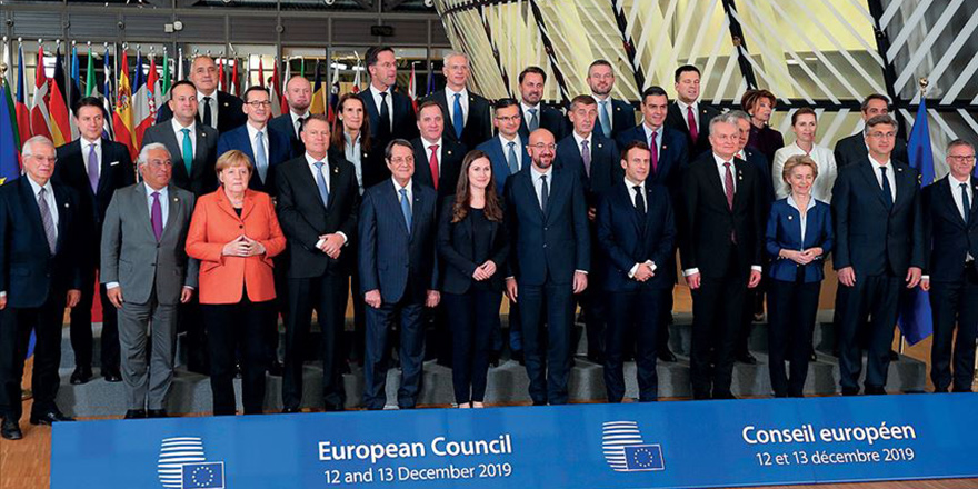 AB Zirvesi'nden Kıbrıs ve Türkiye mesajı