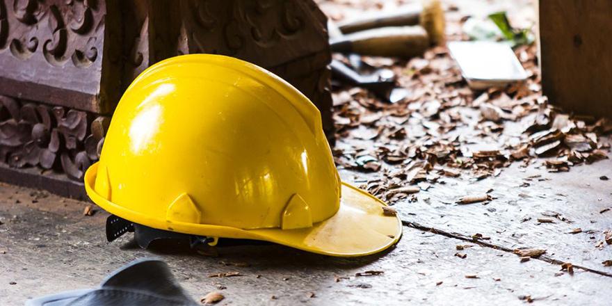 Güneyde iş kazası: 58 yaşında hayatını kaybetti