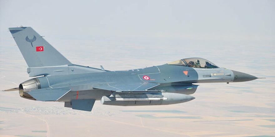 Geçitkale'de F-16 hazırlığı iddiası