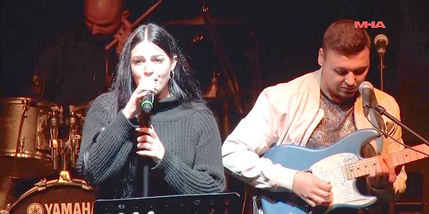 Kanser hastası çocuklar yararına konser